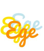 Ege energy logo