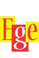 Ege errors logo
