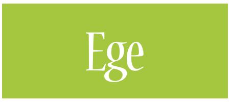 Ege family logo