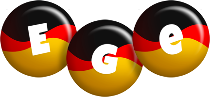 Ege german logo