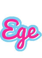 Ege popstar logo