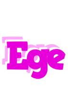 Ege rumba logo