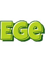 Ege summer logo