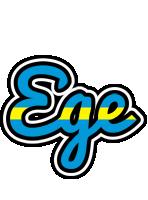 Ege sweden logo