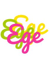 Ege sweets logo