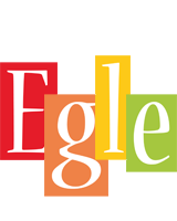 Egle colors logo