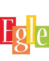 Egle colors logo