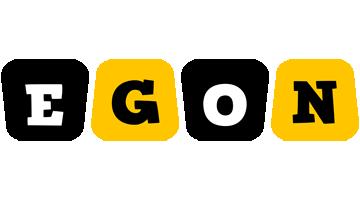 Egon boots logo