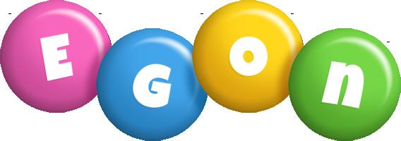 Egon candy logo