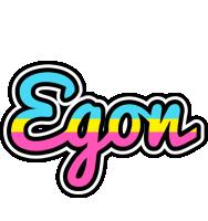 Egon circus logo