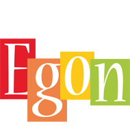 Egon colors logo