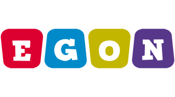 Egon daycare logo
