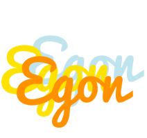 Egon energy logo