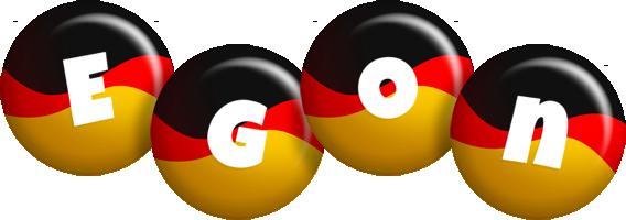 Egon german logo