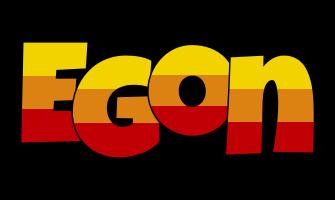 Egon jungle logo