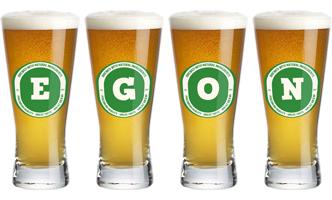 Egon lager logo