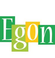 Egon lemonade logo