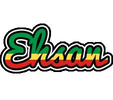 Ehsan african logo