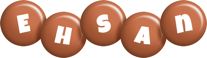 Ehsan candy-brown logo