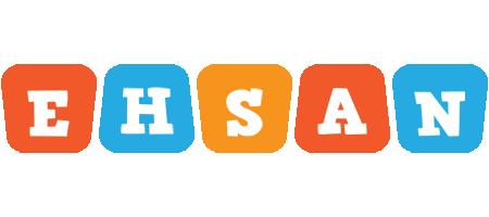 Ehsan comics logo