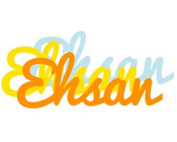 Ehsan energy logo