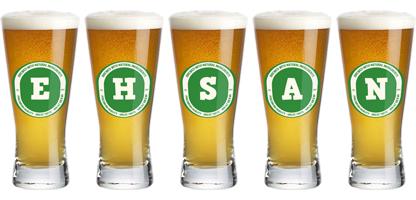 Ehsan lager logo