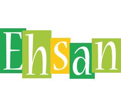 Ehsan lemonade logo