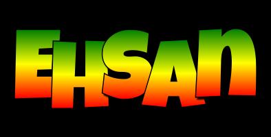 Ehsan mango logo