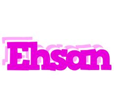 Ehsan rumba logo