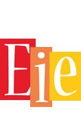 Eie colors logo