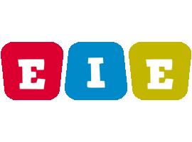 Eie daycare logo