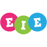Eie friends logo