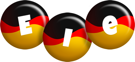 Eie german logo