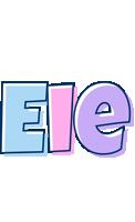 Eie pastel logo