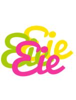 Eie sweets logo