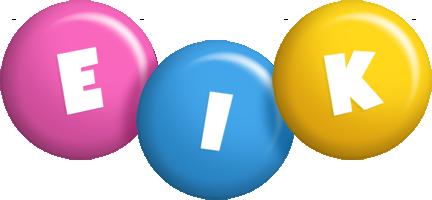 Eik candy logo