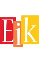 Eik colors logo