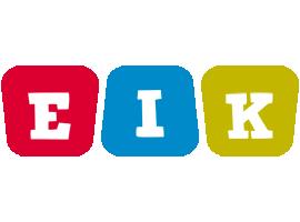 Eik daycare logo