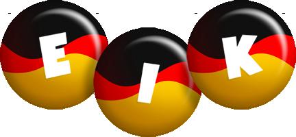 Eik german logo