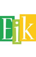 Eik lemonade logo