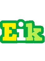 Eik soccer logo