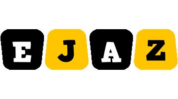 Ejaz boots logo