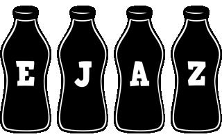 Ejaz bottle logo
