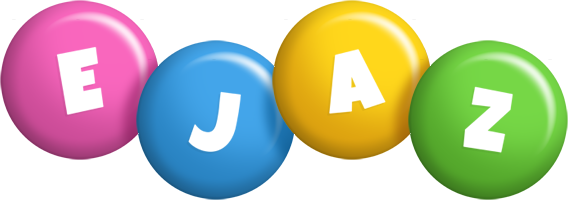 Ejaz candy logo