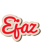 Ejaz chocolate logo