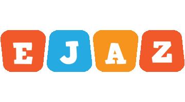 Ejaz comics logo