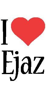Ejaz i-love logo