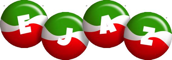 Ejaz italy logo