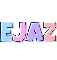 Ejaz pastel logo