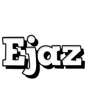 Ejaz snowing logo